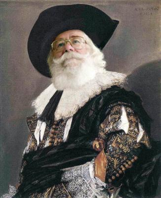 Frank Belsué; Paco de Jaca