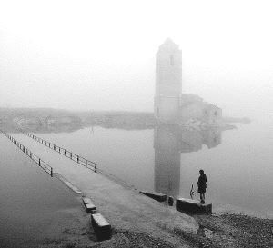 Mediano, la memoria ahogada